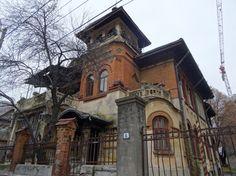 Neoromânescul de factură moldovenească. Casa Saftei Rosetti-Varlaam
