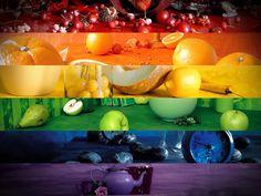Colours Fruits Taste Rainbow – Abstract Other HD Desktop Wallpaper Rainbow Fruit, Taste The Rainbow, Over The Rainbow, Rainbow Colors, Rainbow Things, Rainbow Stuff, Wallpapers Frutas, Rainbow Promise, Blue Cherry
