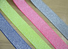 20 yd Expo International Nikki Sequin Metallic Braid Trim Fuchsia