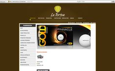Webshop integration of Magento for www.latortue.nl
