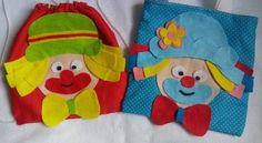 Sacolas,mochilas,sacos Do Patati Patatá, 10 Unidades - R$ 60,00