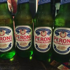 A hard earned thirst #peronitime