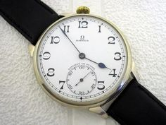 Omega Antique 1920s Omega Watch
