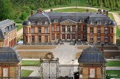 Château de Dampierre - Yvelines