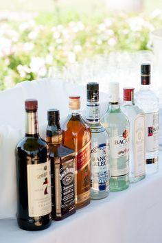 How to Buy Alcohol for Your Wedding by Dana Eastland via APracticalWedding.com