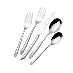 Towle Wave 20-Piece Flatware Set Towle http://www.amazon.com/dp/B000XRN7EG/ref=cm_sw_r_pi_dp_qOR3tb1V2YGWAERZ