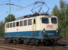 Deutsche Bundesbahn (DB) E 40 Baureihe 140 423-5