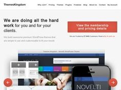 Themes Kingdom Discount: 20% Off Any Themes or Plan - The Savings - Free Online Coupon Code, Discount Code, Promo Code Discount Codes, Discount Coupons, New Theme, Coupon Codes, Wordpress Theme, Work On Yourself, Coding, How To Plan, Free