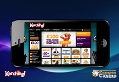 The Kerching application has been designed by world famous IGT, which is very adaptable and is very easy to set up on every Apple, Blackberry, Android powered devices! Enjoy now its quick and easy accessibility only at http://www.strictlyslots.eu/kerching-mobile-casino/