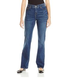 Levis Womens 512 Perfectly Slimming Bootcut Jean Daylight With City Lights 3418 Medium ** You can find more details by visiting the image link.