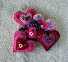Felt Crafts Projects - Bing Images