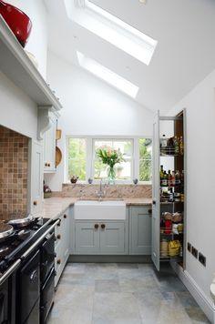 Amazing kitchen pantry cabinet kraftmaid on Noonprop8.com #Kitchen #Pantry #Cabinets #Home #KitchenIsland #Decor