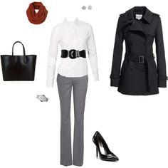 My Creation- Work attire : )