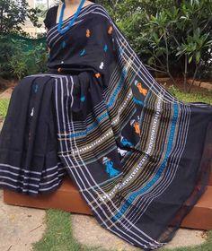 Elegant Gollabhama/Bathukamma Cotton Saree (without bp)