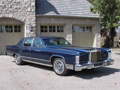 1974 Lincoln Continental Mark Iv Cars I Love Pinterest Lincoln