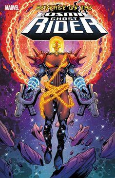 Revenge Of The Cosmic Ghost Rider Cover C Variant Logan Lubera Cover Marvel Comics Art, Marvel Comic Books, Comic Books Art, Comic Art, Ms Marvel, Marvel Heroes, Star Wars Poster, Star Wars Art, Star Trek
