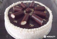 Hungarian Desserts, Hungarian Cake, Best Cake Recipes, Cupcake Recipes, Dessert Recipes, Tea Cakes, Cupcake Cakes, Coconut Brownies, Torte Cake