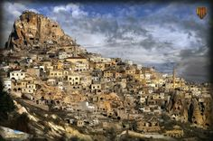 Dying to see Capadocia