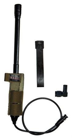 TCI Modular Antenna System - Tactical (MAST)
