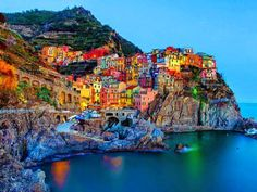 Cinque Terre Italy Travel notes: Wish list #2