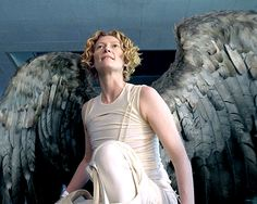 Avenging Angels: Which Seraphs Can Kick Ass   Constantine (2005) - Tilda Swinton