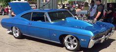 68 Chevy Impala SS