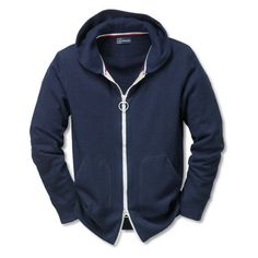 Armor Lux hooded sweater
