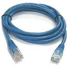 Blue RJ45 Cat5e Network Ethernet Cable Lead LAN Patch 2M 5M 10M 15M 20M