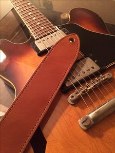 guitar strap with guitar