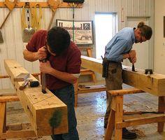 Handcrafted Timber Frames - Timber Frame Joinery - Homestead Timber Frames: http://homesteadtimberframes.com/?utm_content=buffera9ec4&utm_medium=social&utm_source=pinterest.com&utm_campaign=buffer