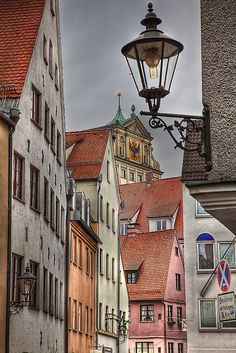 Augsburg, Bavaria, Germany.  Photo: E=mcSCOW, via Flickr