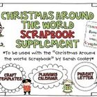 Please use this supplementary activity packet with my Christmas Around the World Scrapbook!  Included in this packet: A planning calendar to help y...