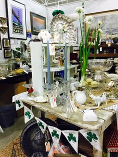 Antique Mall Booth #AntiqueMall #AntiqueMallBooth #Vendor #AntiqueMallVendor #Antiques