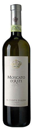 Il Conte d'Alba Moscato d'Asti.  So good! My FAVE on any occasion, next to Stella Rosa.