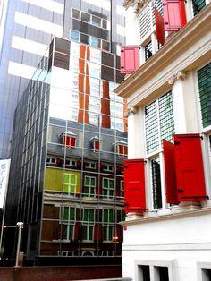 Schielandhuis, Rotterdam.