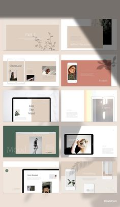 Trendy Design Portfolio Branding-Layout-Ideen Source by katjabalid Related posts: No related posts. Portfolio Design, Fashion Portfolio Layout, Graphic Portfolio, Template Portfolio, Portfolio Ideas, Web Design, Website Design, Slide Design, Layout Design