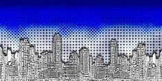la ciudad azul. kiko_fraile_2013