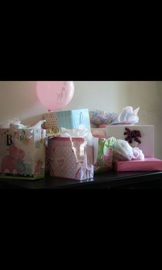 Baby shower Gifts for McKenzie