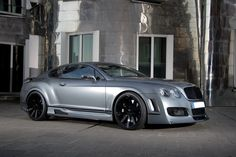 Anderson Germany introduces a tuning kit for Bentley GT Super sports