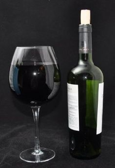 fit an entire bottle of wine in one glass!