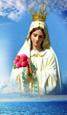 Fatima Prayer, Mother Mary, Catholic, Prayers, Princess Zelda, Fictional Characters, Black Wallpaper, Jesus Is, Charms