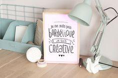 Créer une light box soi-même | Idée Créative #DIY #lightbox