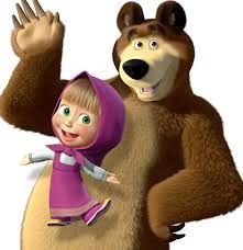Resultado de imagen para masha and the bear birthday