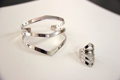 1AR New collection Bangle ¥12,000 Ring ¥8,000