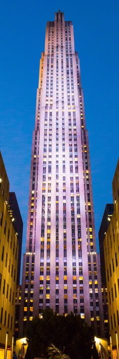 New York's number one tourist destination, Rockefeller Center. Another stop…