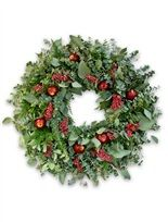 Eucalyptus Berry Wreath | Balsam Hill