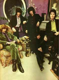 Deep Purple Mark I. 1968