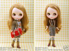 Takara CWC Neo Blythe Doll Hello Harvest New