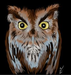 Drawings and design sketches - Art of Timi Turzo Great Horned Owl, Art Activities, My World, Art Sketches, My Drawings, Kisses, My Arts, Animals, Design