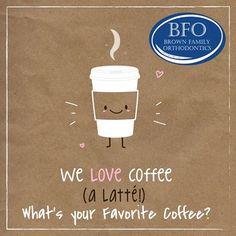 Coffee anyone? :)